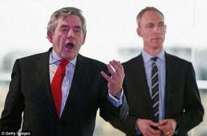 Gordon Brown buys Scottish votes for Labour
