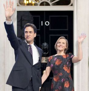 Ed Miliband could be in Downing Street through complacency