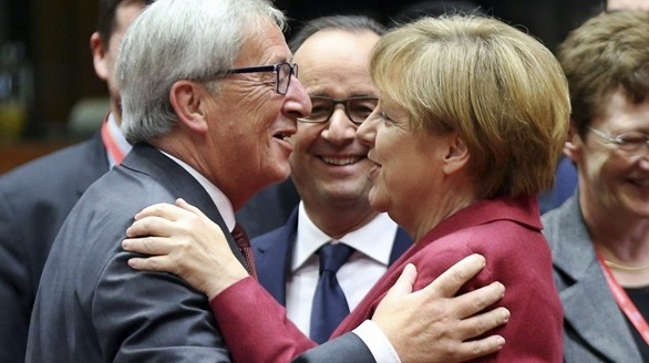 juncker-hollande-merkel